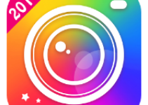 Photo Editor Plus - Makeup Beauty Collage Maker android app logo