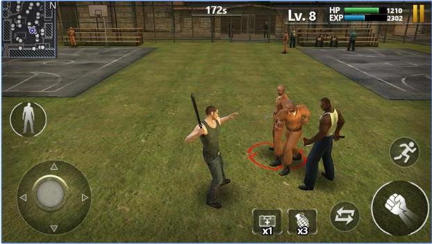 Prison Escape android app