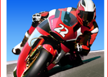 Real Bike Racing game logo