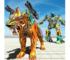 Real Robot Tiger Game – Tiger Robot Transforming android app logo