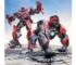 Robot Transforming Gorilla Attack Gorilla Games android app logo