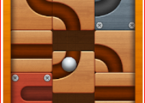 Roll the Ball® - slide puzzle app logo