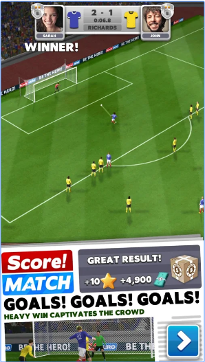 Score! Match android app