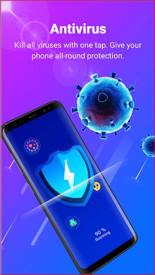 Security Elite - Clean Virus, Antivirus, Booster