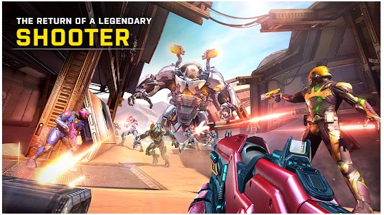 Shadowgun Legends android app