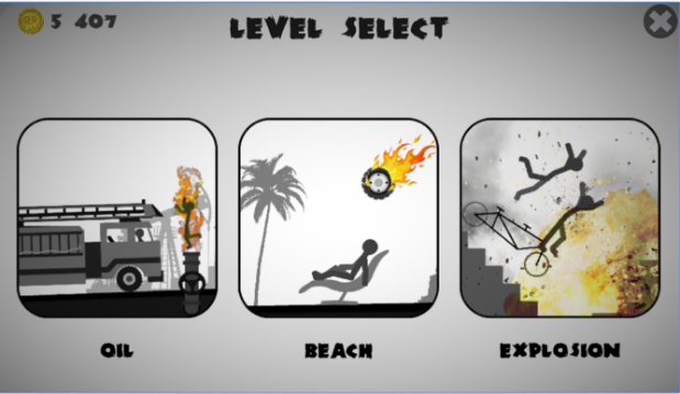 Stickman Destruction 4 Annihilation android app
