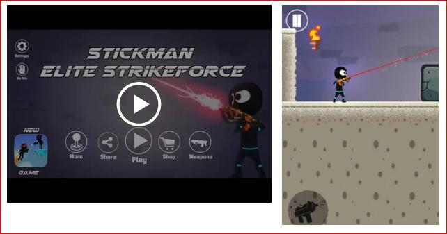 Stickman Shooter Elite Strikeforce