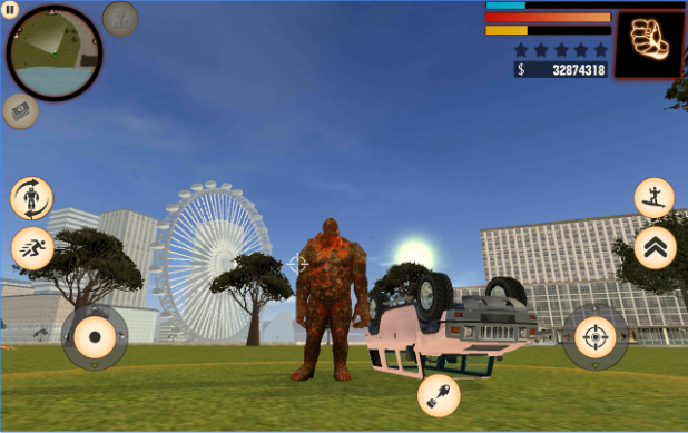 Stone Giant android app