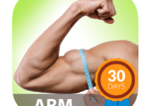 Strong Arm In 30 Days - Arm Workouts android app logo