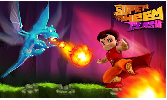 Super Bheem Clash android app
