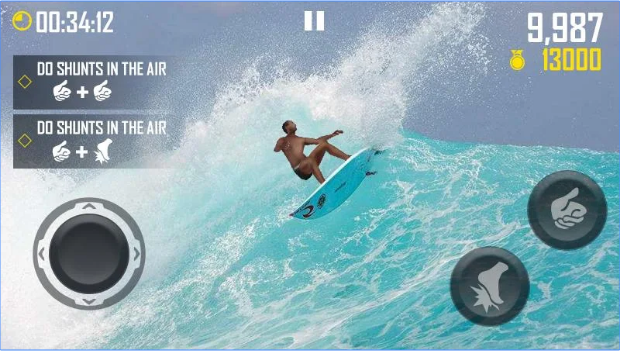Surfing Master android app