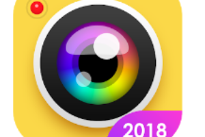 Sweet Camera - Face Filter, Selfie, Photo Editor android app logo