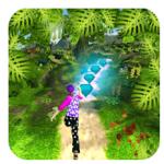 Temple Dash Jungle Run android app logo