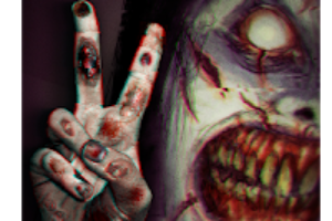 The Fear 2 Creepy Scream House Horror Game 2018 android app logo