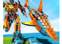 Transforming Robot Shark – Robot transformation android app logo