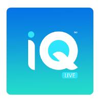 iQ Live android app logo