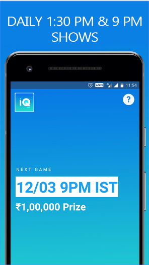 iQ Live android app