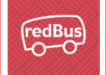 redBus Online Bus Ticket Booking, Hotel Booking app logo
