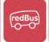 redBus Online Bus Ticket Booking, Hotel Booking app logo