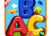 ABC Song - Rhymes Videos, Games, Phonics Learning logo