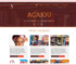 Acajou WordPress Theme