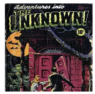 Adventures IntoThe Unknown android app logo