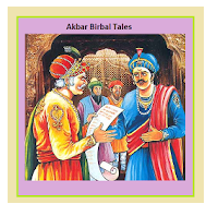 Akbar-Birbal Tales android app logo