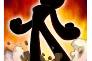 Anger of Stick 2 game logo