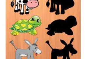 Animals Puzzles For Toddlers logo