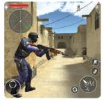 Anti-Terrorism Shooter game logo