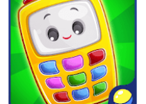 Baby Phone for Toddlers logo