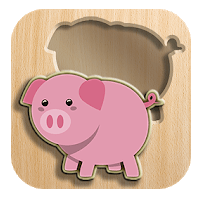 Baby puzzles logo
