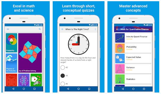 Brilliant android app