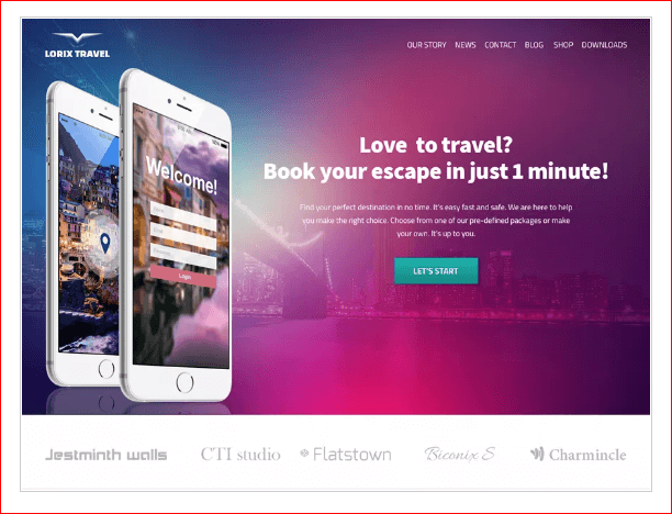 Clarina WordPress Theme