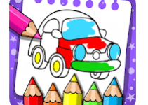 Coloring & Learn logo