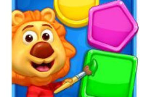 Colors & Shapes - Kids Learn Color and Shape (Beta) logo