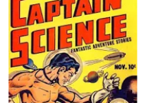 Comic Captain Science android app logo