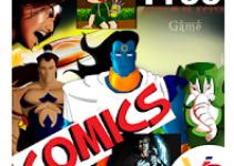 Comics android app logo