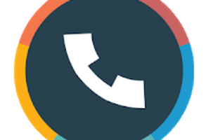 Contacts, Phone Dialer & Caller ID drupe android app logo
