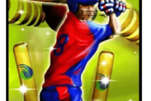 Cricket T20 Fever 3D Game Logo