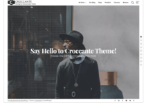 Croccante WordPress Theme