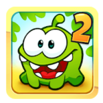 Cut the Rope 2 game logo
