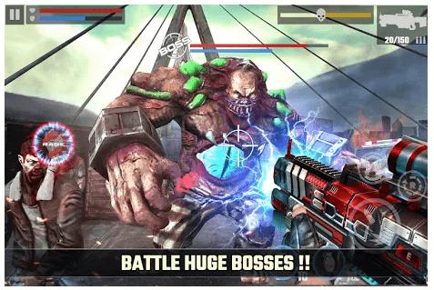 DEAD TARGET FPS Zombie Apocalypse Survival Games