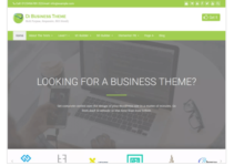 Di Business WordPress Theme