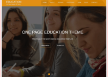 Education One WordPress Theme