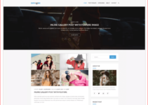 Exploore WordPress Theme