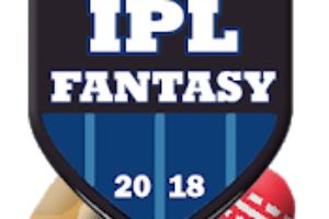 Fantasy League for IPL 2018 Game Logo
