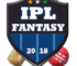 Fantasy League for IPL 2018 Game Logo