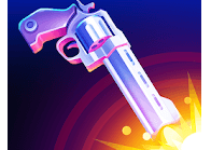 Flip the Gun - Simulator Game android app logo
