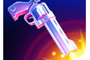 Flip the Gun - Simulator Game android app logo